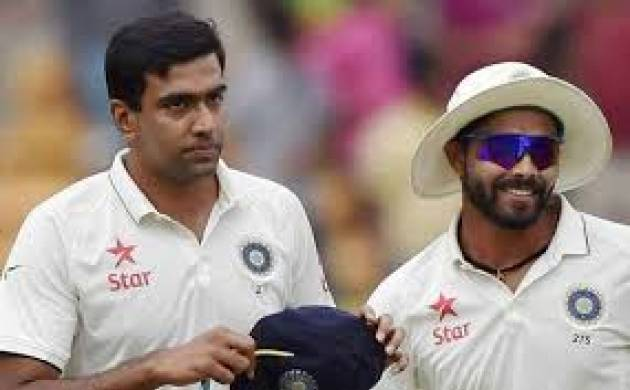 Ravichandran Ashwin and Ravindra Jadeja - File Photo