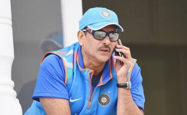 BCCI appoints Ravi Shastri as head coach of Team India (File photo)