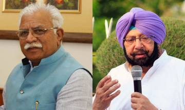 Satluj-Yamuna-Link canal issue: Khattar asks Amrinder Singh to take immediate steps for construction