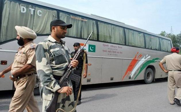 Hindutva outfits stage protest against cowardly Amarnath Attack