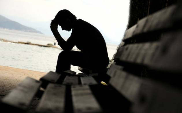 Depression - File photo