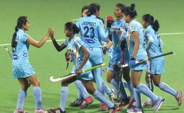 Indian Women's Hockey Team - File Photo