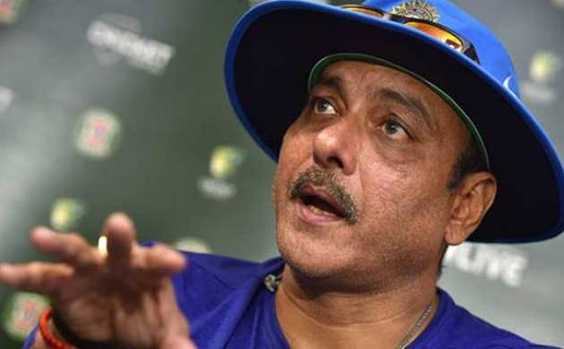The newly appointed coach of Team India Ravi Shastri (file photo)