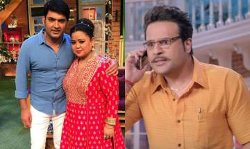 Kapil Sharma Show: Is Krushna Abhishek miffed with Bharti Singh for joining TKSS? Here's what he has to say