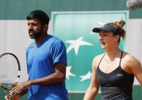 Wimbledon 2017: Bopanna-Dabrowski pair defeat Mektic-Ana Konjuh to enter mixed doubles quarter-finals, Mirza-Dodig crash out