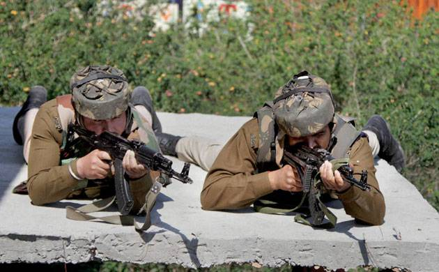 Indian Army soldiers (File photo: PTI)