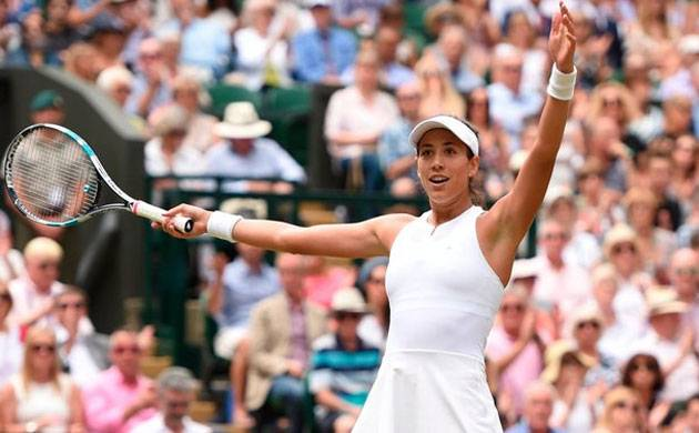 Garbine Muguruza reaches Wimbledon finals