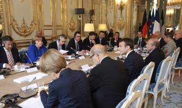 Merkel, Macron enter alliance to build fighter jets, Eurodrones and EU's own navigation system