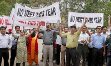 SC refuses to nullify NEET exam 2017, says it would affect over six lakh students