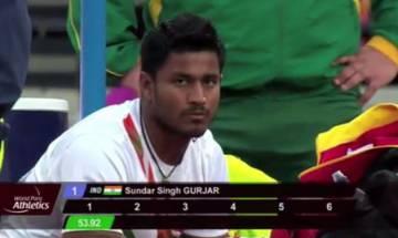Unlucky at Rio Paralympics Rajasthan's Sundar Gurjar strikes gold in London; a profile in perseverance