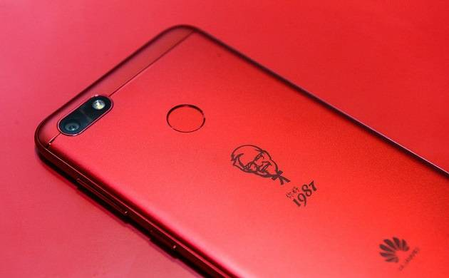 China: KFC partners with Chinese smartphone brand Huawei, unveils limited edition smartphone on 30th anniversary