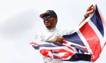 Lewis Hamilton wins historic fifth British Grand Prix, Sebastian Vettel finshes seventh