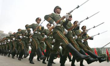 Chinese Army conducts live-fire drills in Tibet amid Sikkim standoff
