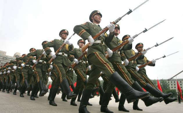 Chinese Army conducts live-fire drills in Tibet amid Sikkim standoff (Representative Image)