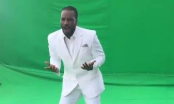 Watch: Big-Hitting Chris Gayle groove to Sunny Leone's  'Laila Main Laila', winner to get USD 5000 for dance challenge