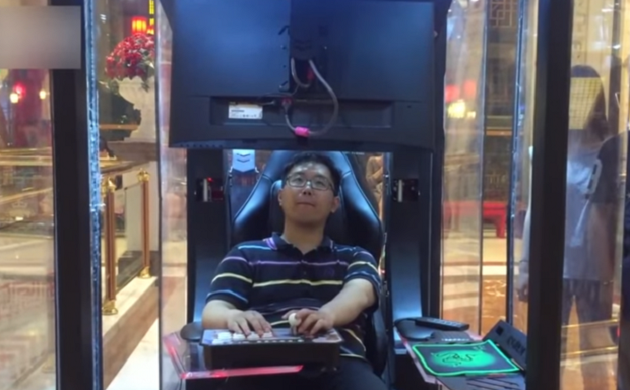 China comes up with 'husband storage pods' at shopping malls for bored partners