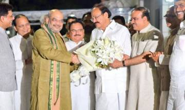 Know why BJP picked Venkaiah Naidu as NDA's vice-presidential candidate