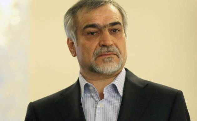 Iran detains President Rouhani's brother Hossein Fereidoun for financial issues (File photo)