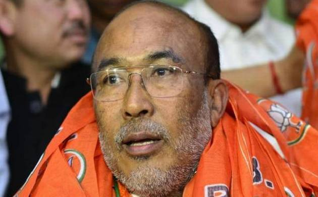 Manipur: Two Congress MLAs join BJP-led coalition government (File Photo)
