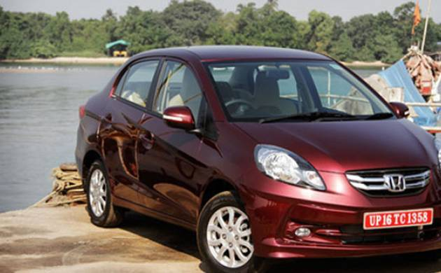Honda Amaze - File photo
