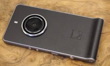 Kodak launches smartphone 'EKTRA' which looks like a camera