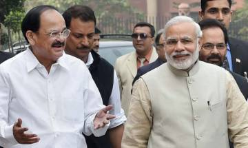 Vice Presidential Elections 2017: Venkaiah Naidu to file nomination today, PM Modi to be first proposer