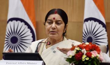Sushma Swaraj approves visa for ailing PoK resident, says no letter from Aziz needed