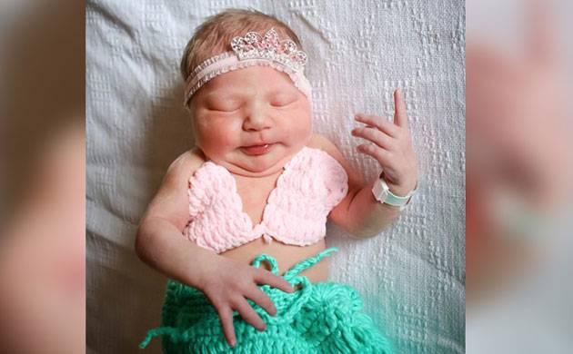 Baby Mariana (Photo credits: WHO-TV)