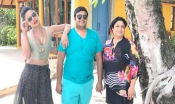 Priyanka Chopra celebrates 35th birthday on beach along with family