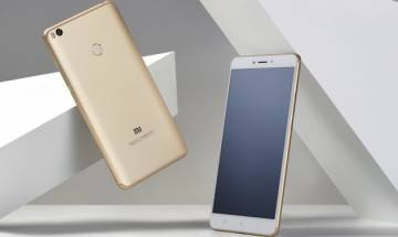 Xiaomi Mi Max 2 launched: Know key specifications, price and features here