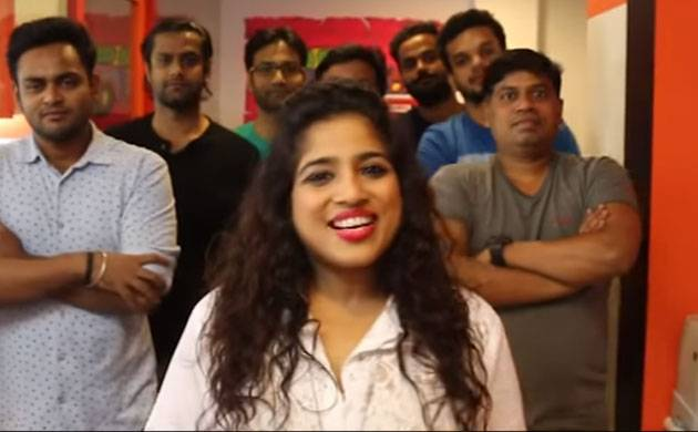 RJ Malishka video parody irks Sena, BMC serves notice