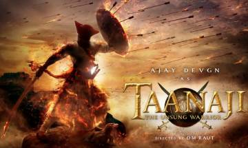 'Tanaji' first look revealed: Ajay Devgn portrays the unsung legendary Marathi warrior