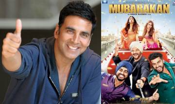 'Mubarakan': Akshay Kumar lauds trailer of Arjun-Anil's 'family entertainer', calls it a HIT