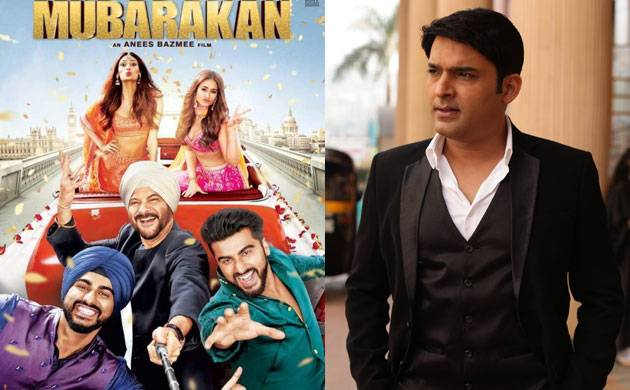 Mubarakan': Kapil Sharma cancels shoot with Anil Kapoor, Arjun