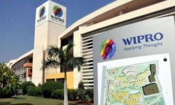 Wipro's market valuation surges by Rs 8,474.83 crore on Rs 11,000 crore buyback offer