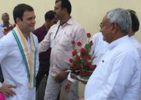Ahead of dinner with PM Narendra Modi, Nitish Kumar to meet Rahul Gandhi