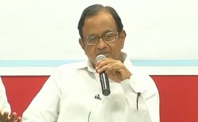 Chidambaram says 'what Centre has introduced is not GST'