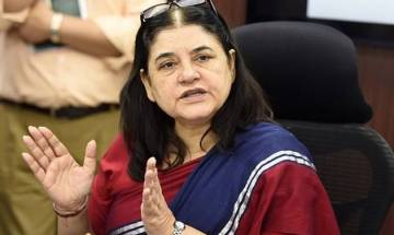 Maneka Gandhi launches SHe-box, a rescuer for female government employees facing sexual harassment