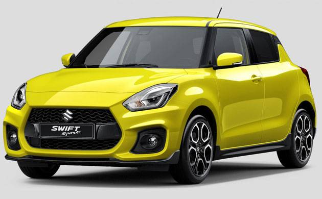 2018 Suzuki Swift Sport revealed ahead of 2017 Frankfurt Motor Show (Pic: Suzuki)