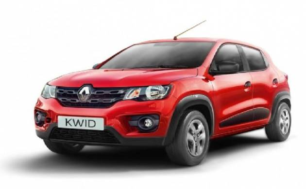 Renault Kwid. (File Photo)