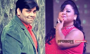 The Kapil Sharma Show: Is everything OK between Bharti Singh and Kiku Sharda?