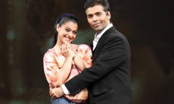 Kajol not to team up with ex-friend Karan Johar any time soon