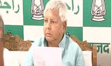 RJD-JD(U) rift: Lalu says Nitish didn't ask for Tejashwi's resignation, grand alliance is intact in Bihar