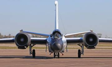 NASA's WB-57F research jets to chase 'Total Solar Eclipse'