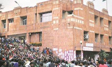 JNU students should take oath of protecting India's pride, nationalism, says BJP MP