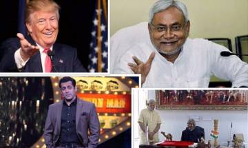 Top 10 news at 12 PM on July 27: Nitish Kumar takes oath as Bihar CM, Salman Khan to shoot first promo of Bigg Boss 11 and more