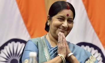 Pak girl calls Sushma Swaraj 'Superwoman', 'God'; wishes she was Pakistan's prime minister