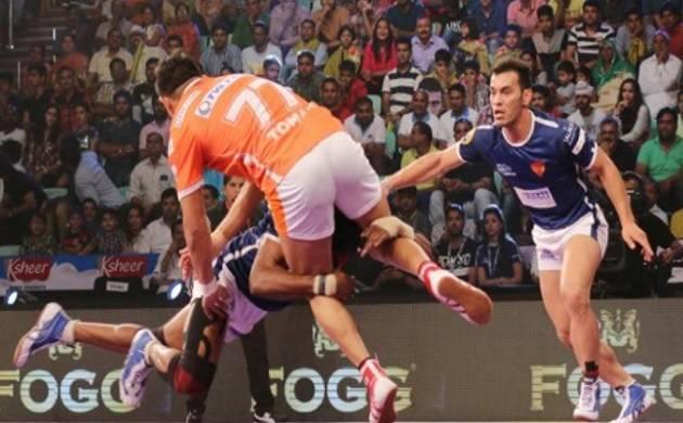 Pro Kabaddi League Season 5- File Photo