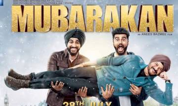 Mubarakan movie review: Anil-Arjun Kapoor's rib-tickling chemistry makes this family drama 'Jhakkas'
