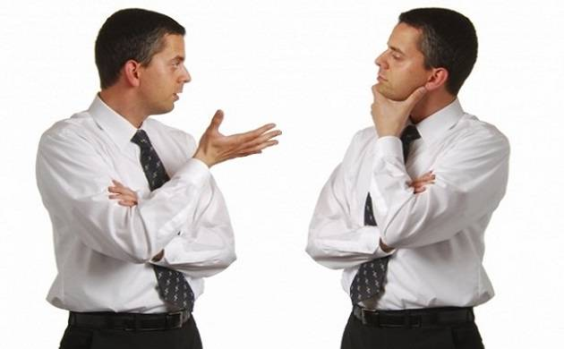 Talking to yourself in third person may help you get rid of stressful emotions from the past